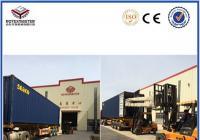 卡塔尔客户定制的饲料颗粒机组发货