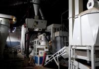 宁波客户时产木屑颗粒1.5T安装现场