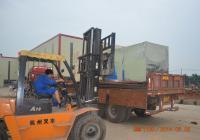 马来西亚客户订购三台多功能粉碎机发货