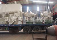 2017.5.10满洲里700颗粒机生产线发货