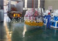2017.5.20台湾新式颗粒机生产线发货