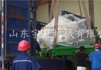 2017.06.27福建泉州新式颗粒机生产线发货