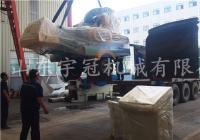 20170811广交会生物质设备发货
