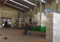 2017.9.23浙江新式颗粒机生产线发货
