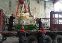2018.4.6河南560B颗粒生产线发货