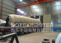 8月11日参加广州展会设备开始发货