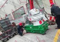 12月03日黑龙江560B颗粒机生产线发货